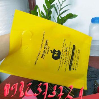Những vấn đề cần lưu ý trong sản xuất túi nilon và in ấn túi nilon