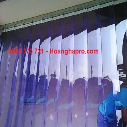 Rèm Nhựa PVC Ngăn Lạnh, Cách Nhiệt